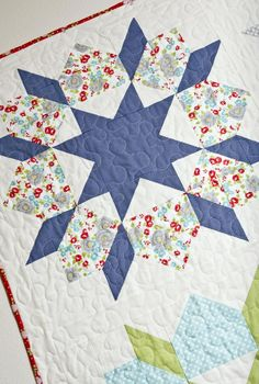 .Swoon quilt I'm making one of these!!!