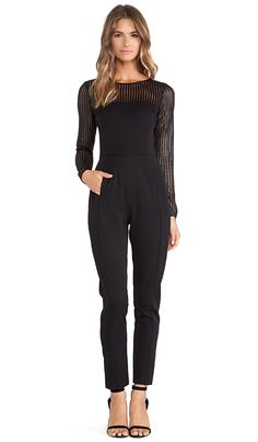 Fall's must-have style: a sleek and sexy one-piece