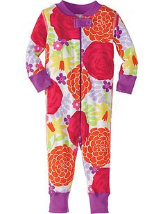 Night Night Baby Sleeper Pajamas In Organic Cotton from #HannaAndersson.