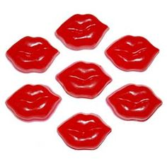 Give your valentine all the kisses they deserve with this lip soap mold ! cute fun flirty project you can do at home !!