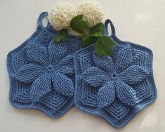 Crochet Home, Knit Crochet, Crochet Potholders, Pot Holders, Diy And Crafts, Knitting, Kitchen, Women, Sink Tops