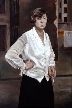 Portrait de Margot, 1924, Rudolf Schlichter