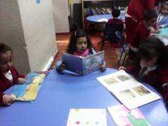 incentivando la lectura en nuestros chiquitines de preescolar