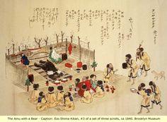 Ancient Black China: The Mongols, Zhou, Ainu, Jomon, and Huns Asian History, Art History, Native American Songs, Ainu People, Ancient World History, Black History Facts, Korean Art, Indian Art, Nativity