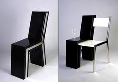 25 Folding Furniture Designs for Saving Space Folding Furniture, Space Saving Furniture, Furniture For Small Spaces, Unique Furniture, Home Furniture, Furniture Design, Furniture Ideas, Smart Furniture, Furniture Websites