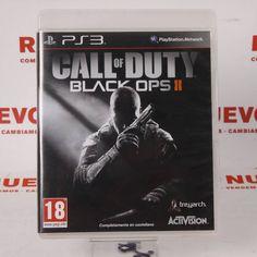 #Videojuego #CALL OF DUTY #BLACK OPS 2 para #PS3 E269811 de segunda mano | Tienda de Segunda Mano en Barcelona Re-Nuevo #segundamano