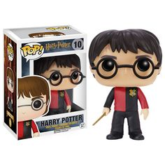 Funko Pop! Vinyl - Harry Potter - HARRY POTTER (TRIWIZARD CUP)