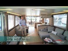 Monte Carlo Yachts 76 Innovative Salon 2012