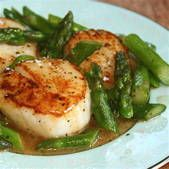 Best & Easiest dinner. I could eat it DAILY!!! Might want to double if you like scallops :) My go to scallop dinner in a hurry!