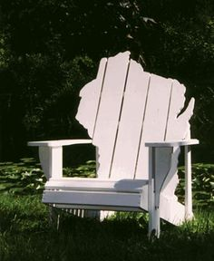 Wisconsin Chair I think this would be a good gift for @Honker she would always have some home with her! @Gloria Jelenc