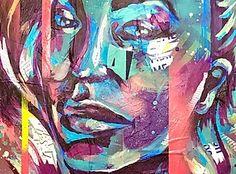 Bianca Romero | Contemporary Artist, Muralist | Artwork #biancaromeroart #biancaromeroartist #contemporaryart #mixedmediaart #collageart #streetartist #streetartistnyc Nyc, Mixed Media Artists, Creative Director, Contemporary Artists, Instagram, Artwork, Prints, Painting, Inspiration