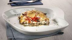 Lasaña de verduras con bechamel Bechamel, Pasta, Lasagna, Queso, Breakfast, Ethnic Recipes, Thoughts, Food, Gratin