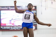 Florida's Marquis Dendy Selected as SEC Men's Field Athlete of the Year