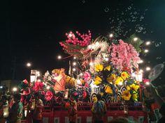 Hanamaki festival,Iwate / 花巻まつり 岩手