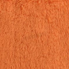 Cosy fleece - oranžová