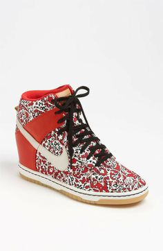 first rate c2131 498d9 Nike  Dunk Sky Hi Liberty  Hidden Wedge Sneaker (Women) on shopstyle.