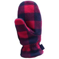 Polar Feet® Fleece Mittens
