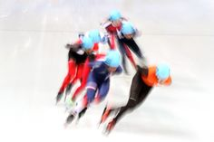 Thibaut Fauconnet from #France, during the short track men's, 1500m © Pool KMSP