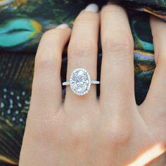 81d71024ca Discover great diamond engagement rings 8264 #diamondengagementrings Halo,  Alone