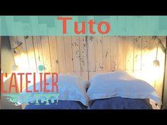Une tête de lit ambiance bord de mer - L'atelier déco - YouTube
