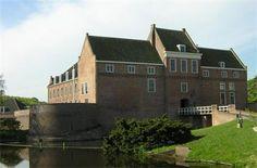 Grand Kasteel Woerden - Top Trouwlocaties - Woerden, Utrecht #trouwlocatie #trouwen #feestlocatie