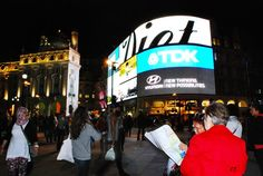 Picadilly Curcus: Piccadilly Circus is a busy meeting place and a tourist attraction in its own. Get lost in the crowd, take a few pictures of the iconic square known for its video display and neon signs and move on to the next destination.