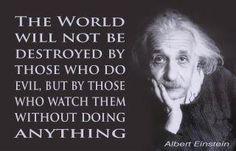 Word, Einstein.