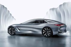 Car Design Of The Month: The Infiniti Q80 Inspiration CES 2015