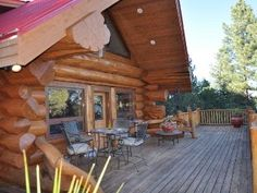 Secluded Mountain CabinVacation Rental in Ruidoso from @HomeAway! #vacation #rental #travel #homeaway
