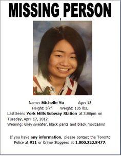missing people | Missing Teen Needs Heart Medication (URGENT) | PRLog