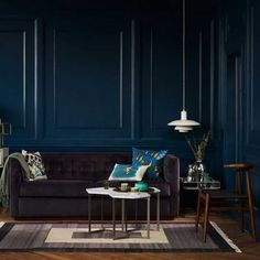 9 Inspiring Blue Rooms | west elm