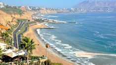 Travel to Peru and enjoy the summer in Costa Verde Beach. Best Places To Travel, Cool Places To Visit, Places To Go, Travel Route, Peru Travel, Bolivia, Ecuador, Lima City, Machu Picchu Tours