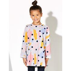 Buy Kin by John Lewis Girls  Dropwaist Dress f63abe12d