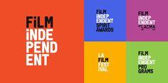 Film Independent — Pentagram