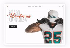 Miami Dolphins 2019 marketing campaign. NFL. American Football Sports Marketing, Sport Design, Miami Dolphins, American Football, Nfl, Campaign, Superhero, Fictional Characters, Football