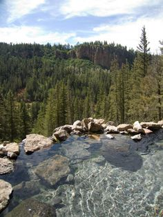 San Antonio Hot Springs, New Mexico