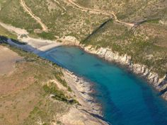Cala lunga Sant'Antioco, Sardegna, Sardinia, beach