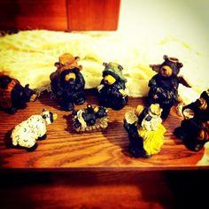 """""""The nativity set of a true #Baylor Bear."""" (via @Maxcey Kite)"""