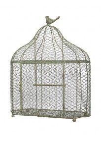 cage décorative retro                                                                                                                                                                                 Plus