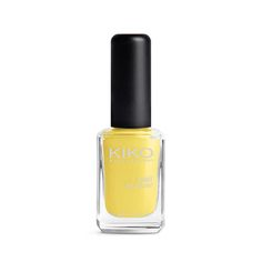 Vernis à ongles KIKO make-up Milano 355 Canary Yellow