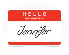 I got Jennifer! What Should Your Name Actually Be?<<I got my mom's name XD