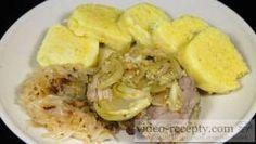 Dušené bílé zelí na kyselo Song Of Style, Potato Salad, Make It Yourself, Ethnic Recipes, Food, Youtube, Eten, Meals, Diet