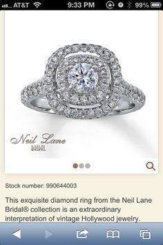 Neil Lane Bridal. Jared's. love it!