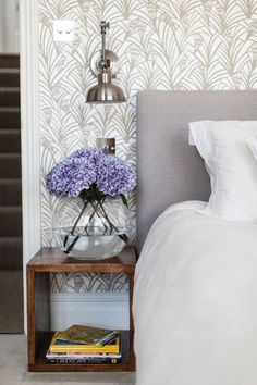 Our Property Renovation Journey: Part 3 – Laura Butler-Madden Small Master Bedroom, One Bedroom, Bedroom Decor, Bedroom Ideas, Bedroom Designs, Master Bath, Victorian Terrace House, Victorian Townhouse, Victorian Bedroom