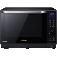 """""""""""Experience fresh gourmet meals with minimal effort, thanks to the Panasonic Steam Combination Oven. The oven boasts Turbo Steam, a healthy way to cook food while preserving vitamins, and Panacrunch which evenly cooks food to perfection, making Microwave Oven, Costco, Microwave Combination Oven, Combi Oven, Oven Canning, Four Micro Onde, Oven Range, Cooking, Technology"""