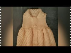 Kız Bebek Elbisesi Nasıl Yapılır? (Baştan Sona Anlatım) - bebek örgü modelleri - YouTube