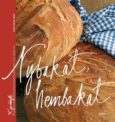 Boken Nybakat hembakat är en del i Anna Braws populära kokboksserie som ges ut av Libris förlag