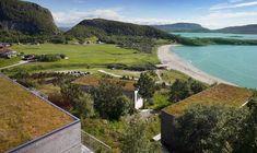 Stokkoya Sjosenter, Stokkoy, Norway | small luxury hotels, boutique hotels