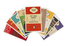 Postcards From Penguin:   100 Book Jackets in One Box #ParticularBooks